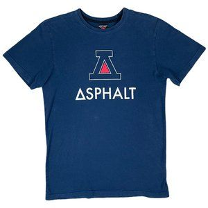 Asphalt Yacht Club Blue T-Shirt